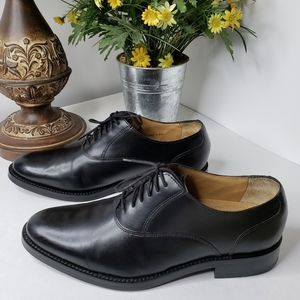 Cole Haan Grand O.S. Stitch Oxford Black Shoes
